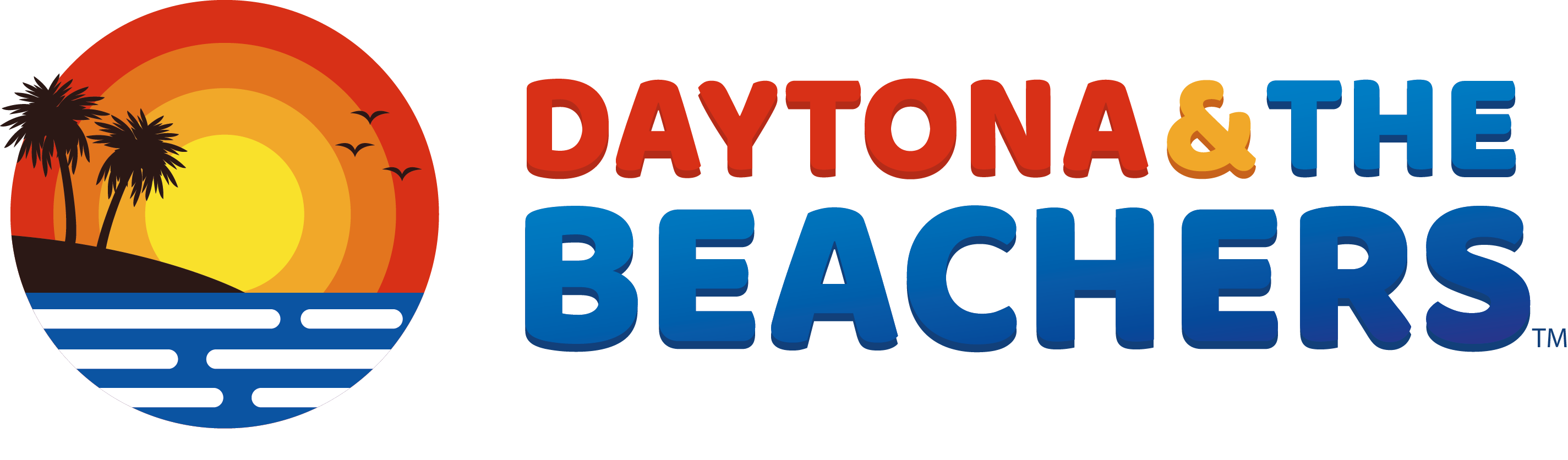 daytona and the beachers logo