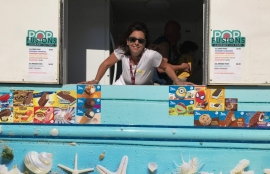 The Ice Queen Truck