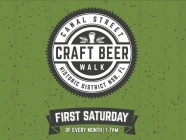 Canal Street Craft Beer Walk